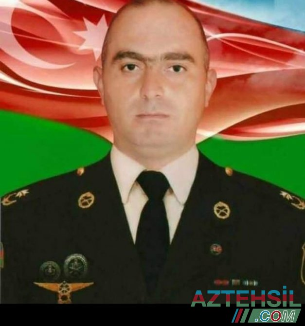İgidlik və mərdlik nümunəsi göstərən Ramid Hacıyev