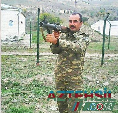 """Məktəbdə direktoru: """"Kəlbəcərə ilk daxil olanlardan biri də mən oldum"""""""
