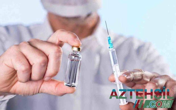 İki həftədən sonra vətəndaşların vaksinasiyası başlayacaq - RƏSMİ