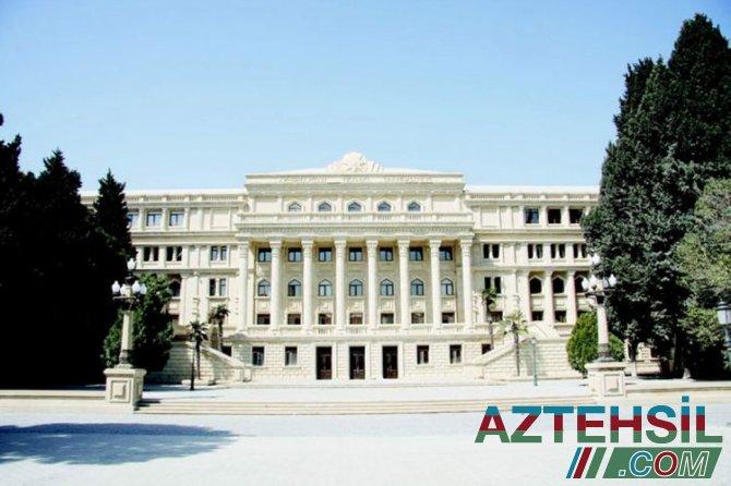 """""""Gələcəyin mühəndisi -1"""" olimpiadası qaliblərinin mükafatları təqdim olunub"""