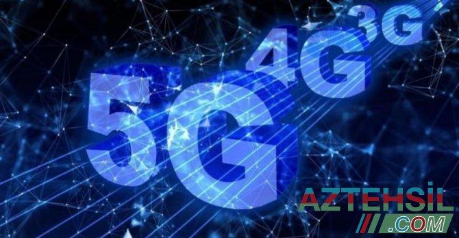 """2025-ci ilədək Qərbi Avropa ölkələrində """"5G""""-nin əhatə dairəsi 55 faizədək artacaq"""