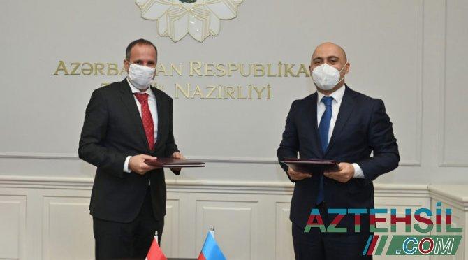 Macarıstanla təhsil sahəsində əməkdaşlıq haqqında Anlaşma Memorandumu imzalanıb