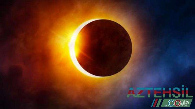 Bu il Günəş və Ay tutulması nə vaxt olacaq?