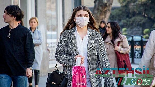 TƏBİB rəsmisi: Açıq havada tək gedirsinizsə, maska taxmaya bilərsiz