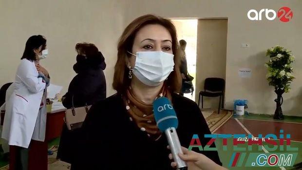 """Mehriban Vəliyeva: """"Məktəblərdə koronavirusa yoluxma çoxala bilər"""" – VİDEO"""