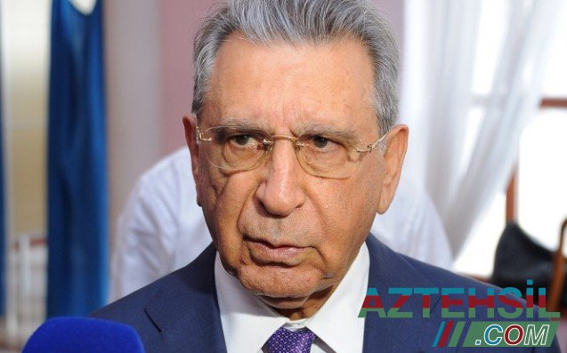 AMEA prezidenti Ramiz Mehdiyevin səhhəti ilə bağlı AÇIQLAMA