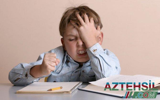Uşaqların dərs yükü onların yaşına uyğun olmalıdır