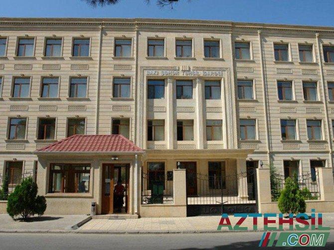 Ucar rayonunda ali təhsil müəssisəsinin və ya kollecin filialı açıla bilər
