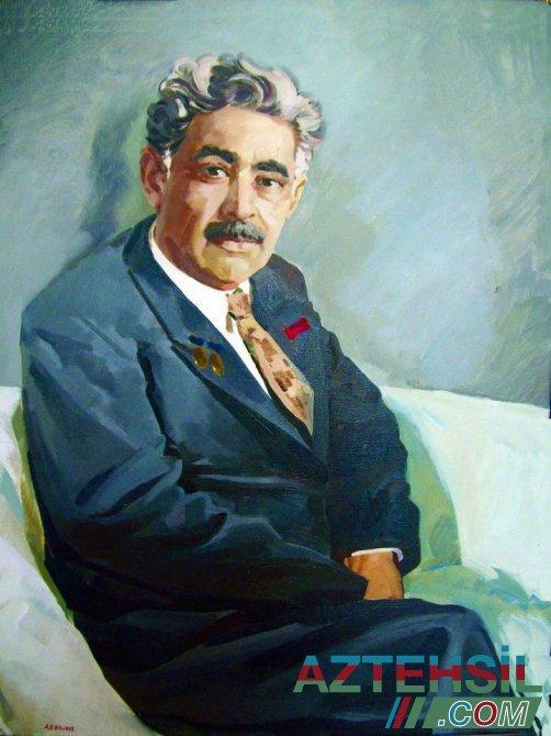 Xalq şairi Səməd Vurğunun doğum günüdür