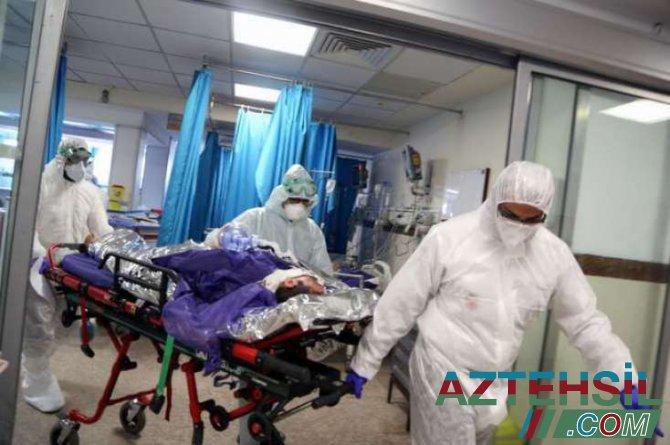 Qaxda müəllimlər koronavirusdan vəfat etdi - FOTO