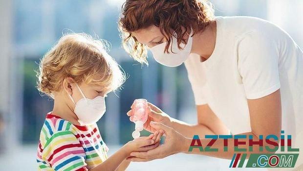 Baş pediatr koronavirusla bağlı valideynlərə müraciət edib