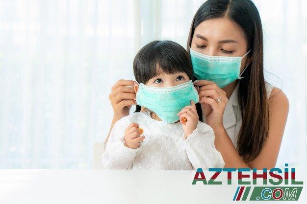Uşaqlarda koronavirusa yoluxma riski - Baş pediatrdan MÜHÜM AÇIQLAMA - VİDEO