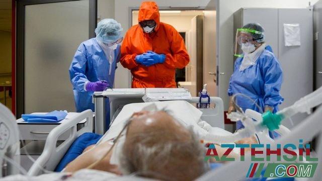 ÜST: Koronavirusdan ölümlər artıb
