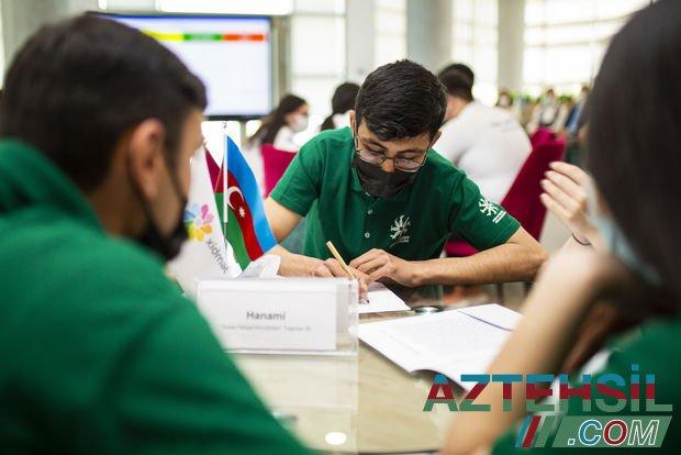 """Azərbaycan Könüllüləri """"Nizami Kuboku"""" uğrunda yarışdılar – FOTO"""