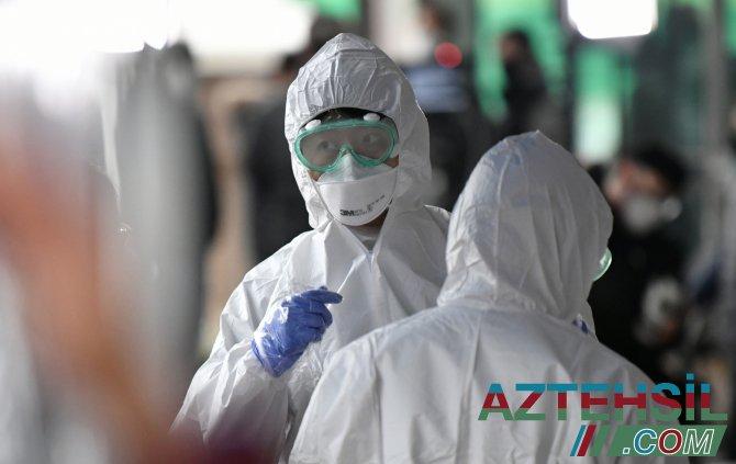 Azərbaycanda son sutkada koronavirusa yoluxanların sayı açıqlanıb