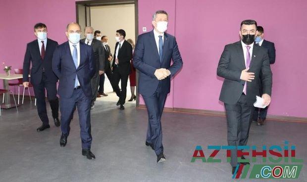 Azərbaycanda iki yeni peşə təhsil müəssisəsi yaradılacaq - FOTO