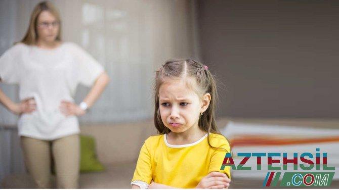 Uşaqlarda davranışı idarə etmə üsulu