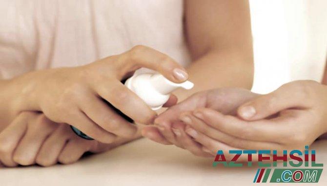 Antiseptiklərin üç əsas təhlükəsi açıqlanıb