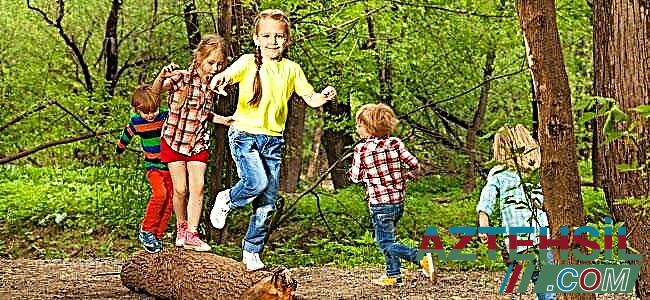 Uşaq folkloru - Uşaq oyunları