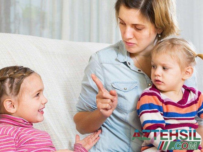 Uşaqlar üçün işəyararlı intizam strategiyaları və ev qaydaları.
