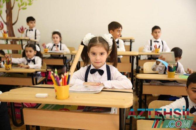 """""""Yay məktəb""""lərinə qəbul başlayıb"""