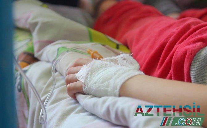 Azərbaycanda elektrik cərəyanı iki uşağı vurdu: Biri öldü