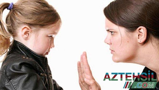Qadağalar: Necə tətbiq etməli? Uşaqlara tətbiq oluna biləcək qadağalar və tətbiq qaydaları barədə daha ətraflı.