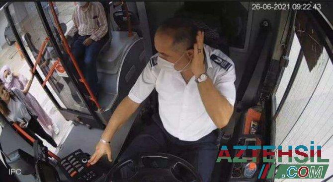 Sürücüdən nümunəvi addım: İmtahana gecikən abituriyentlərə görə görün nə etdi - VİDEO