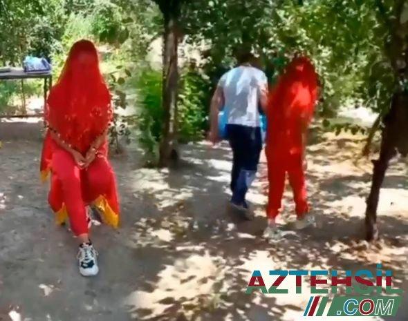 Azərbaycanda 15 yaşlı qızı ərə verdilər - VİDEO