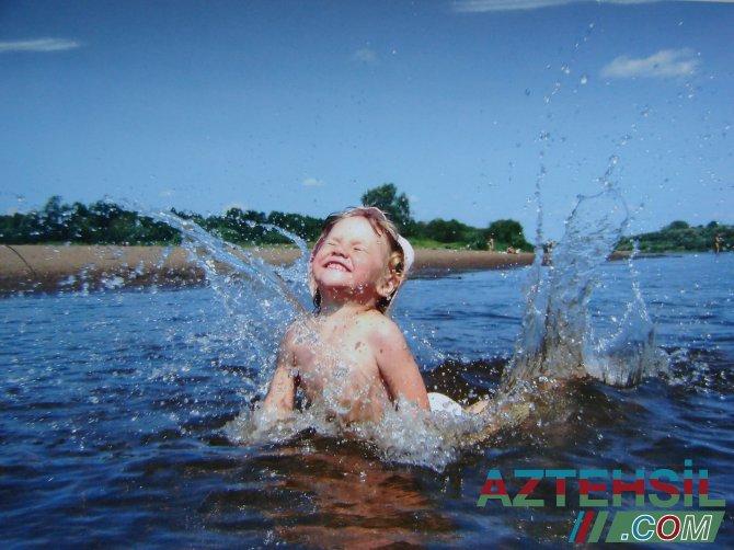Dənizin gözəlliyi və dəniz suyunun faydaları