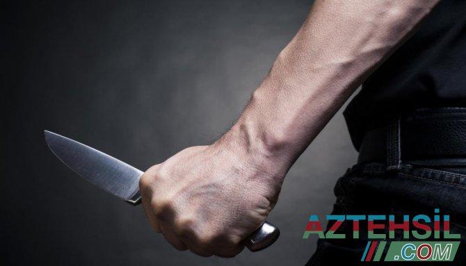 Mingəçevir Dövlət Universitetinin tələbəsi bıçaqlanaraq öldürülüb