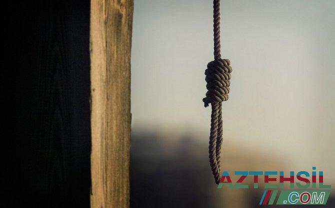Qubada 10-cu sinif şagirdi intihar edib