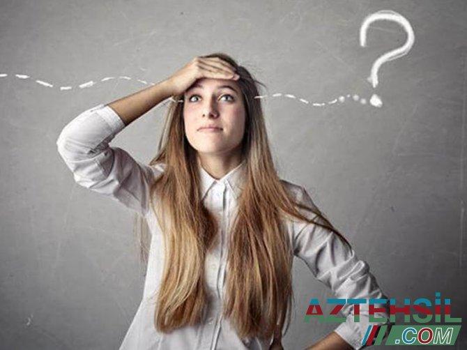 Yaddaş pozğunluğu zamanı nə etməli?