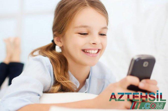 Mobil telefon uşaqlarda yaddaş pozğunluğu yaradır
