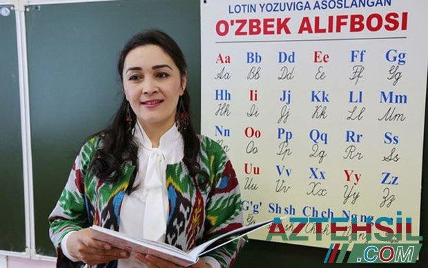 Özbəkistan latın əlifbasına keçir
