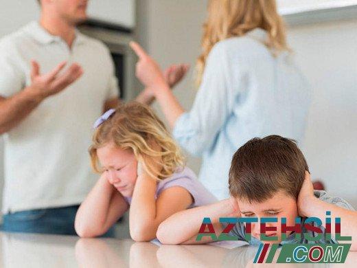 Valideynlər arasında dava-dalaş uşaqların sağlamlığına necə təsir edir?