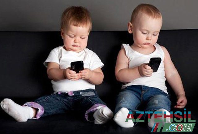 Bu yaş qədər uşaqlara telefon və monitor izlətmək çox təhlükəlidir