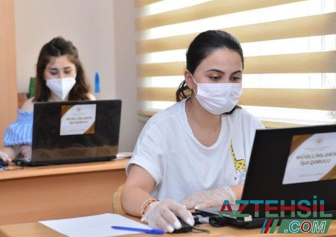 Sabah biologiya, ingilis dili, musiqi və rus dili fənləri üzrə vakansiya seçimi başlayır