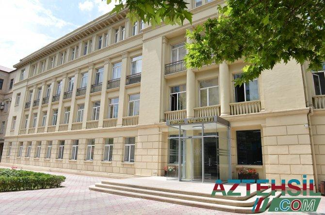 Mühəndislik ixtisasları istiqaməti üzrə beynəlxalq ikili diplom proqramına sənəd qəbulu yekunlaşır