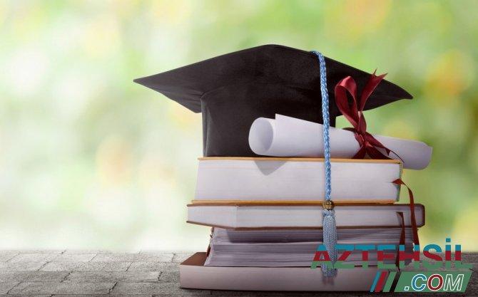 DİM ən az və ən çox magistr qəbul olan ali təhsil müəssisələrinin adları açıqlayıb