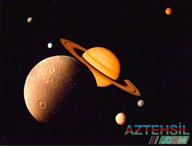 Saturn barədə populyar mif təkzib olundu