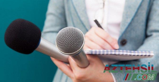 Jurnalist olmaq istəyənlərin NƏZƏRİNƏ: Qabiliyyət imtahanı keçirilir