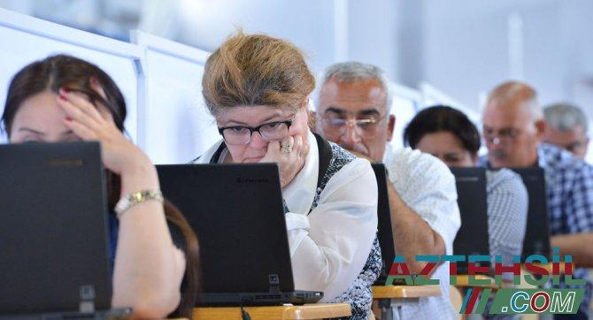 Bakı məktəblərində iş yeri dəyişdirilən direktorların sayı AÇIQLANDI